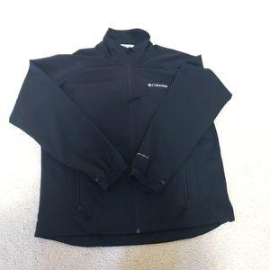 Men's Large Columbia shell jacket